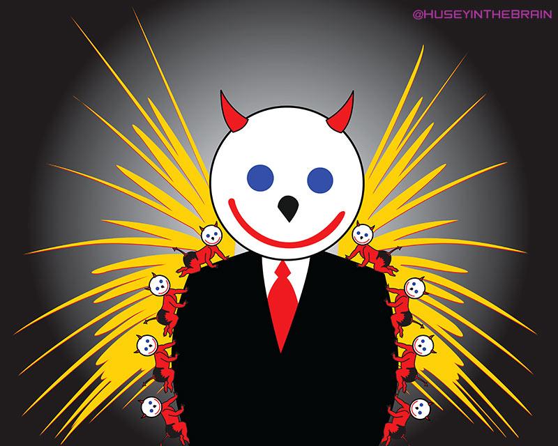 Vector artwork titled Jack